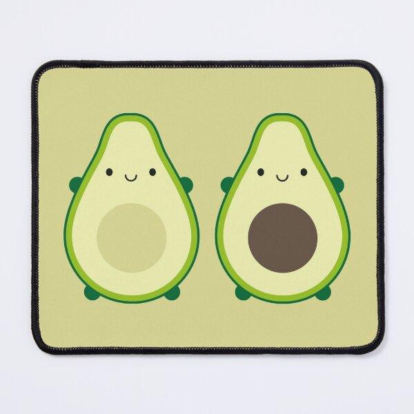 Kawaii Avocados Mouse Pad