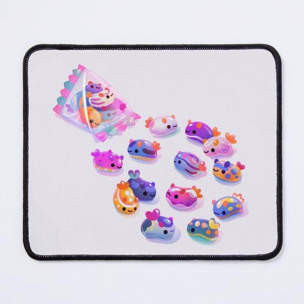 Jelly bean sea slug Mouse Pad