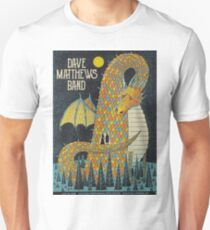 DMB Dragon, Saratoga Performing Arts Center, Saratoga Springs, NEW YORK Unisex T-Shirt