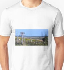 Along The South Downs Way Unisex T-Shirt