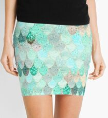 SUMMER MERMAID Mini Skirt