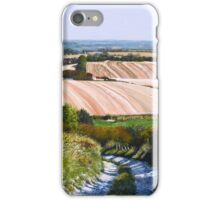 September Downs iPhone Case/Skin