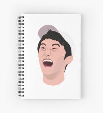 Cuaderno de espiral Kpop NCT Mark
