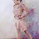 ballet Girl 2 by pamfox