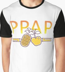 PPAP - Pen Pineapple Apple Pen Graphic T-Shirt