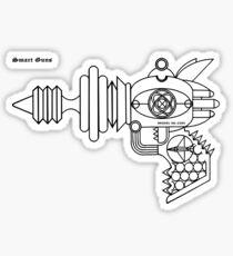 SMART GUNS: MODEL SG-2205 Sticker