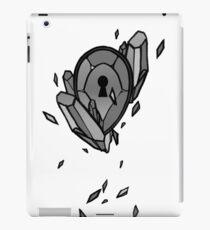 The Mint Crystal Locket iPad Case/Skin