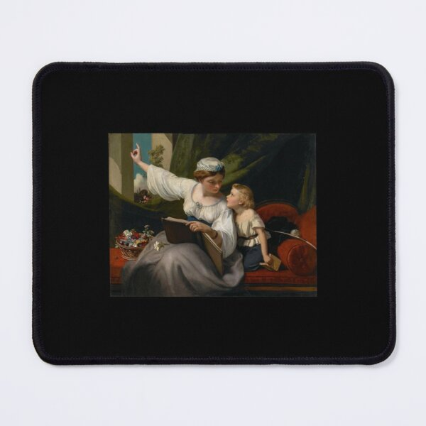 The Fairy Tale James Sant T-ShirtThe Fairy Tale by James Sant Mouse Pad