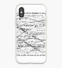 Scherzo iPhone Case