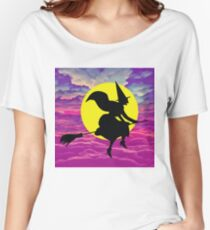 Halloween Wicked Women's Relaxed Fit T-Shirt