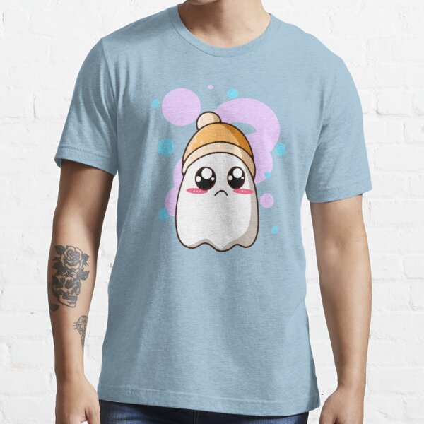 Cute Ghost Cartoon - Gift For Sister Essential T-Shirt