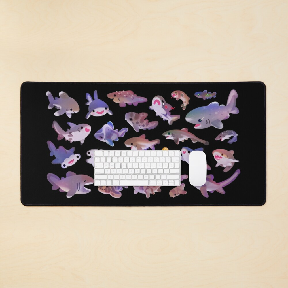 Shark day 2 Mouse Pad