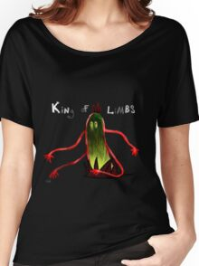 Hail the King of Limbs Women's Relaxed Fit T-Shirt