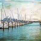 Boats At Rest by Susan Werby