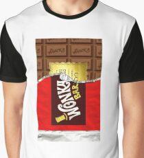 Willy Wonka Golden Ticket Graphic T-Shirt