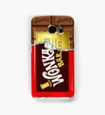 Willy Wonka Golden Ticket Samsung Galaxy Case/Skin