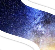 S Star Night Sticker
