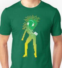 C90 Pod (green) Unisex T-Shirt