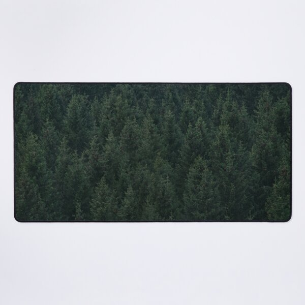 Army Of Me Desk Mat