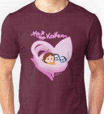 Me & the kraken Unisex T-Shirt