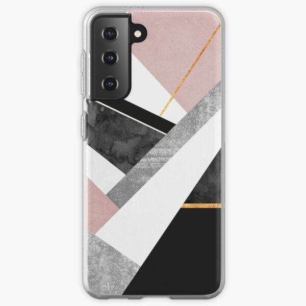 Lines & Layers Samsung Galaxy Soft Case