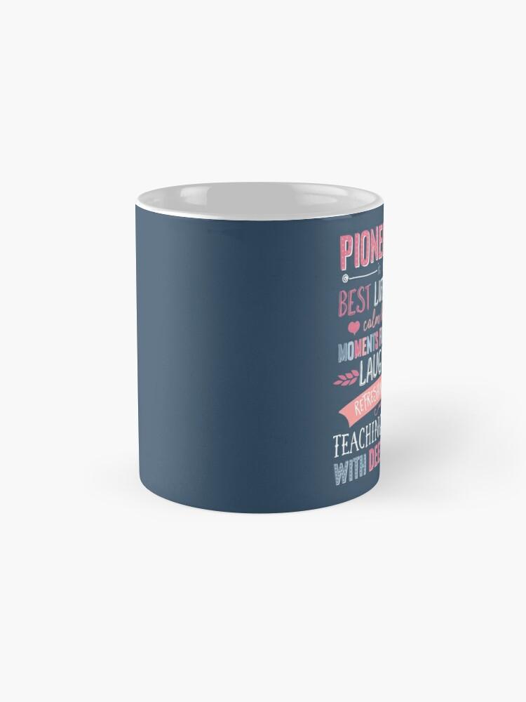 Alternate view of PIONEERING  Mug