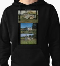 When Buildings Fall Apart Pullover Hoodie