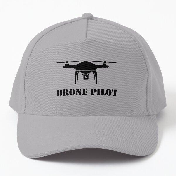 Drone Pilot Essential T-Shirt Classic T-Shirt Black Logo Baseball Cap