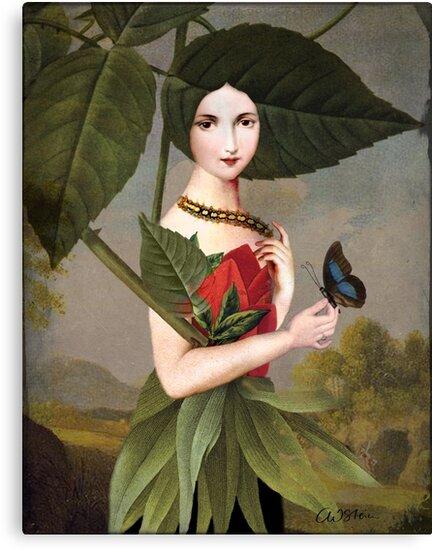 The Rose Garden by Catrin Welz-Stein