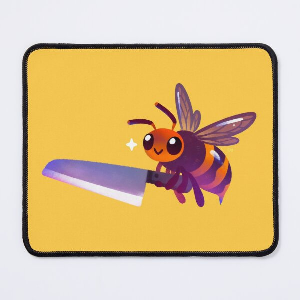Asian giant hornet  Mouse Pad