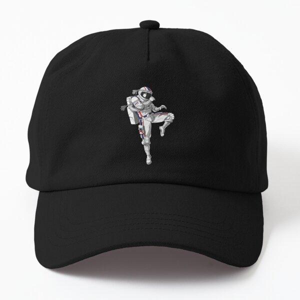 Muay Thai Astronaut Dad Hat