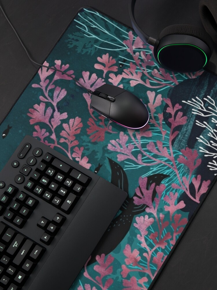 Alternate view of Undersea Mouse Pad