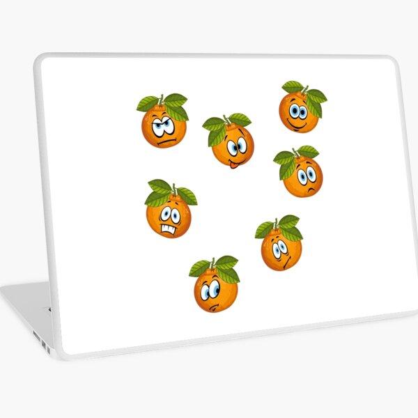 Citrus tangerina Laptop Skin