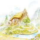 garden house by Natalya   Tabatchikova