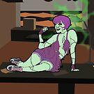 Frankenstein's Monster Girl  by GrimDork