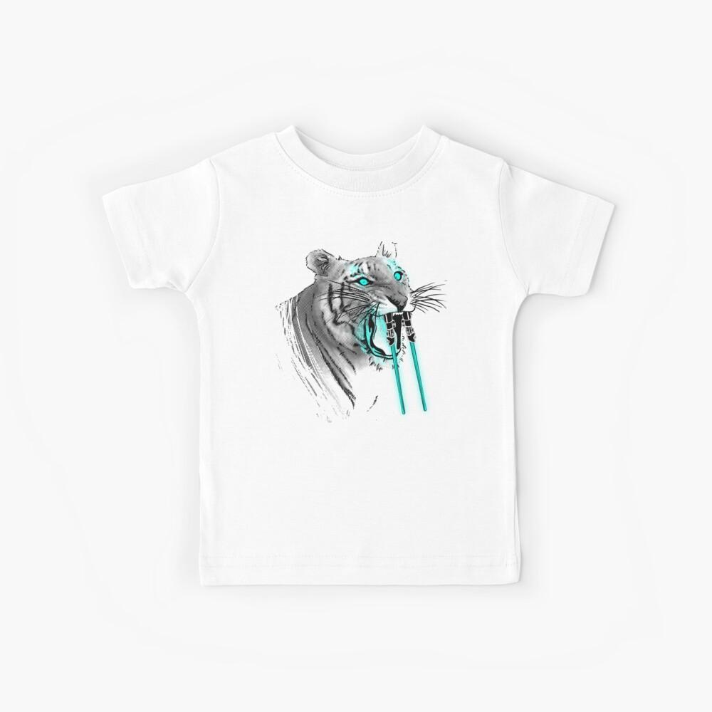 Saber-toothed Tiger Kids T-Shirt