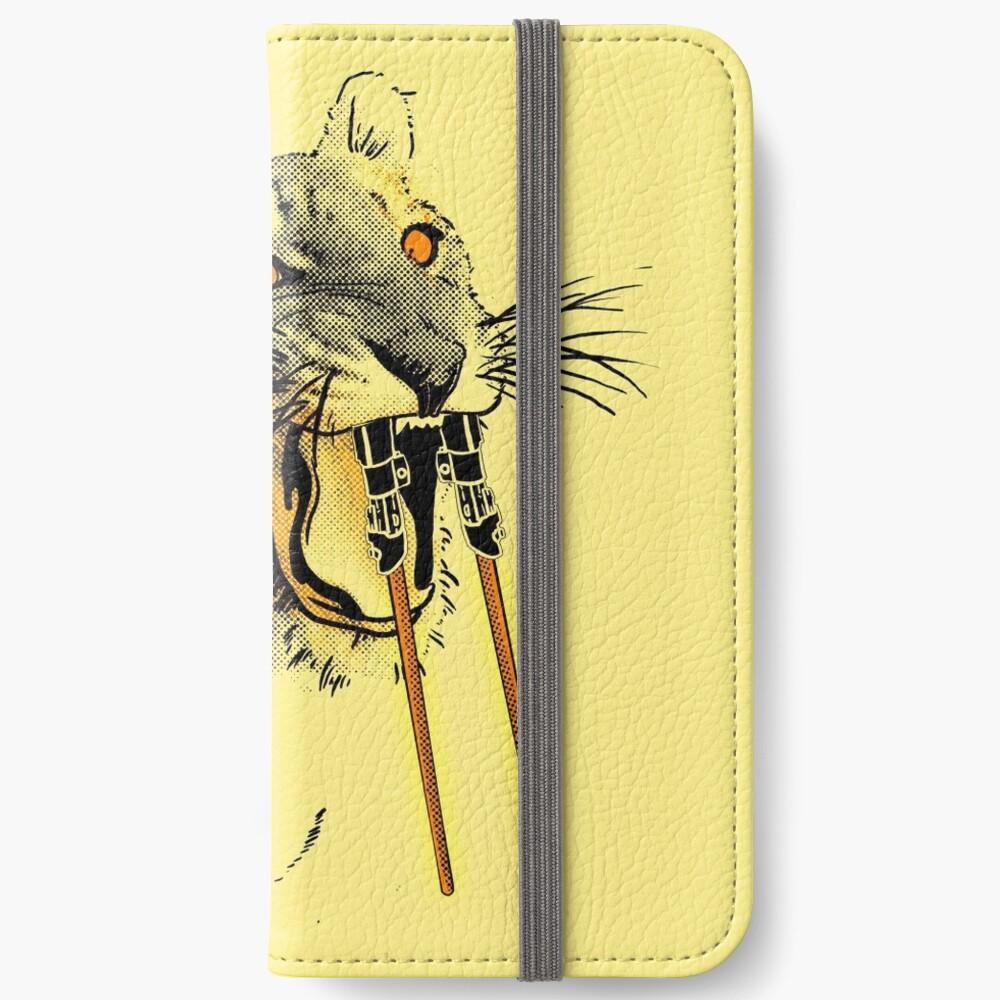 Saber-toothed Tiger iPhone Wallet