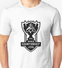 League of Legends Worlds 2016 T-Shirt