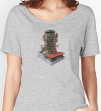 Phone Box Takeover Women's Relaxed Fit T-Shirt