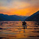 Smokey Sunsets by Shari Galiardi