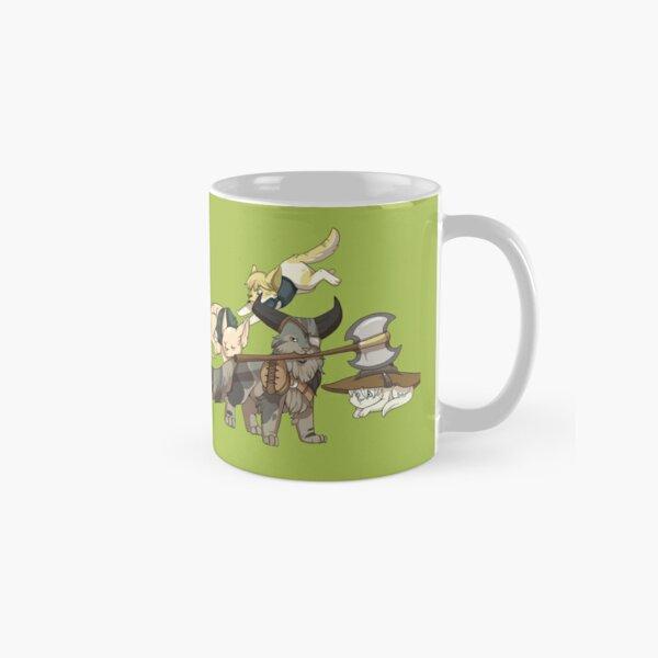 Catquisition Dragon Age: Inquisition Companions as Cats Classic Mug