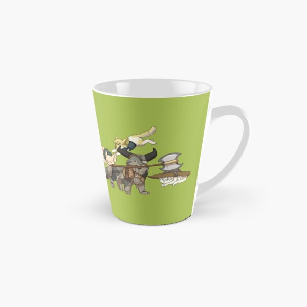 Catquisition Dragon Age: Inquisition Companions as Cats Tall Mug