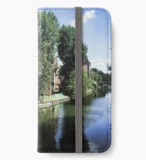 point of wiew of nuremberg iPhone Wallet