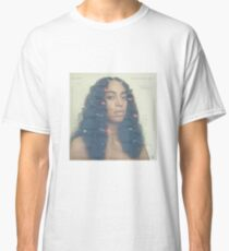 a seat at the table, solange Classic T-Shirt