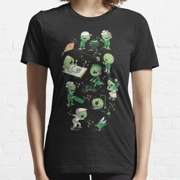 Lawn Of The Dead Essential T-Shirt