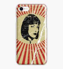 Pulp Faction - Mia iPhone Case/Skin