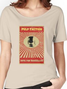 Pulp Faction - Marsellus Women's Relaxed Fit T-Shirt