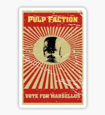 Pulp Faction - Marsellus Sticker