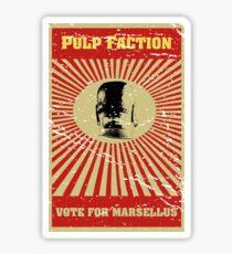 Pulp Faction - Marsellus Sticker