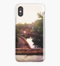 point of wiew of nuremberg iPhone Case/Skin